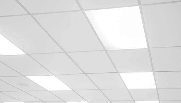 Pose de plafond dalles à Lens