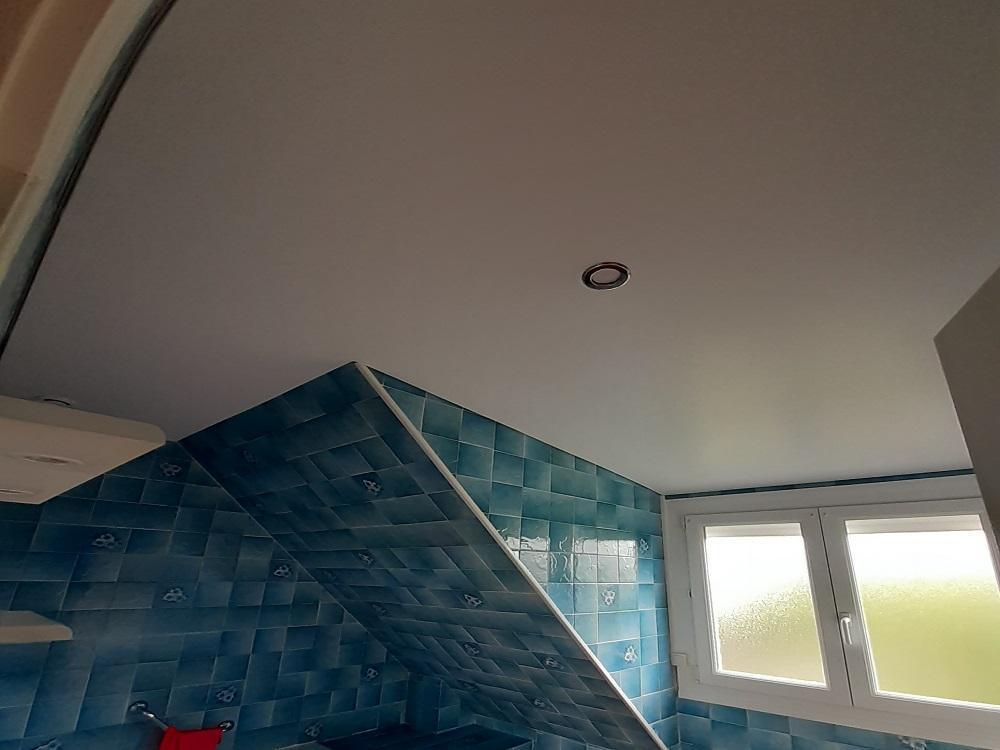 Plafond tendu à Lens